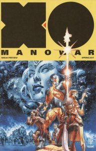 X-O Manowar 2017 Ashcan #1 FN; Valiant | save on shipping - details inside