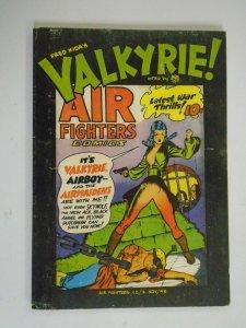 Valkyrie Air Fighters Comics TPB SC 4.0 VG (1982 Ken Pierce Books)