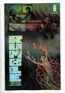Rumble #4 Cvr A (Image, 2018) NM