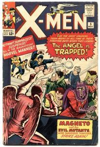 X-MEN #5-EVIL MUTANTS-magneto-marvel silver-age-1964.