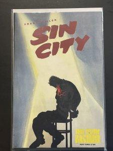 Sin City: That Yellow Bastard #3 (1996)