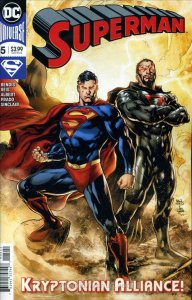 Superman (5th Series) #5 VF; DC   save on shipping - details inside