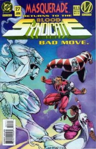Blood Syndicate #27 VF/NM; DC/Milestone | save on shipping - details inside