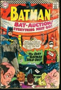 BATMAN #191-1967-DC-good G