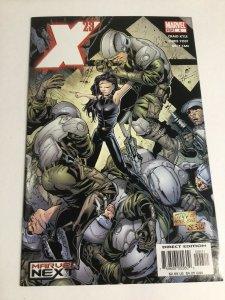X-23 6 Near Mint Nm Marvel
