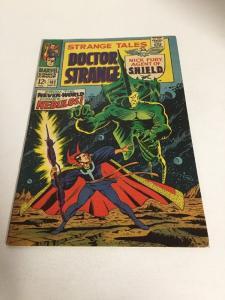 Strange Tales 162 Vf Very Fine 8.0
