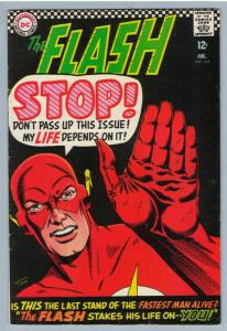 Flash 163 Aug 1966 FI- (5.5)