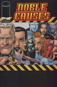 Noble Causes #3B VF/NM; Image | save on shipping - details inside