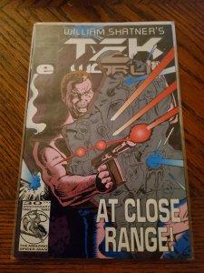 TekWorld #5 (1993)