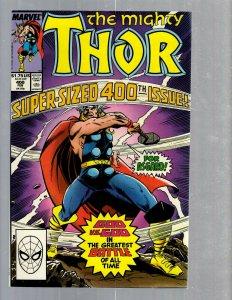 12 Thor Marvel Comics #400 408 432 433 434 435 436 437 438 439 440 441 GK39