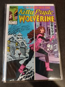 KITTY PRYDE AND WOLVERINE #1 HIGH GRADE