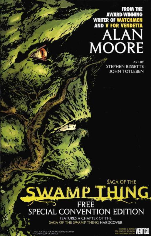 Saga of the Swamp Thing, The #21 (3rd) VF; DC | save on shipping - details insid