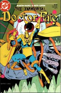 Immortal Doctor Fate #3, VF+ (Stock photo)