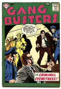 Gang Busters #67 1959-DC Comics Last issue-crime stories