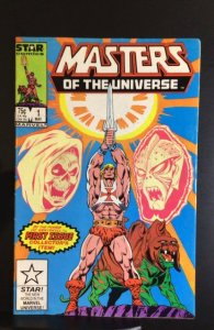 Masters of the Universe #1 (1987)