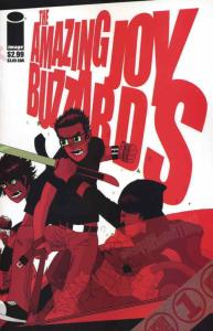 Amazing Joy Buzzards, The (Vol. 2) #1 FN; Image | save on shipping - details ins
