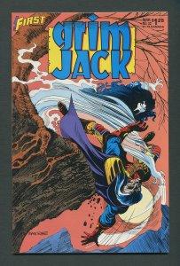 Grim Jack #32  /  8.0 VFN   March 1987
