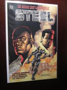 Steel Official Comic Adaptation #1 - VF - 1997