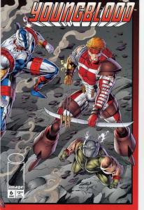 LIEFELD 1ST GENERATION IMAGE  10-Different, Brigade
