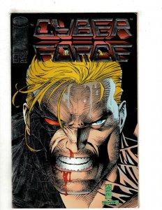 Cyber Force #4 (1993) EJ5