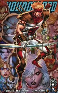 Youngblood (5th Series) #1B VF/NM; Image | save on shipping - details inside