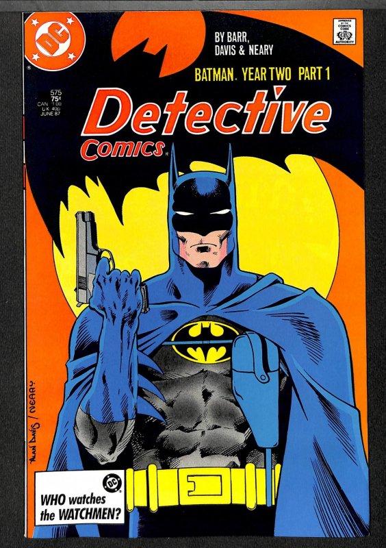 Detective Comics #575 (1987)