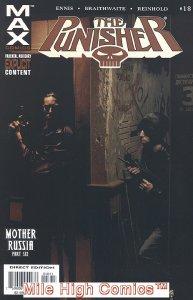 PUNISHER MAX (2004 Series) #18 Very Fine Comics Book