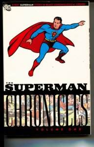 Superman Chronicles Volume 1 TPB trade