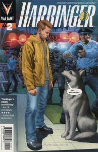 Harbinger (2nd Series) #2 VF/NM; Valiant | save on shipping - details inside