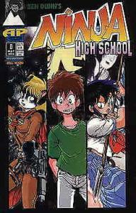 Ninja High School #0 FN; Malibu | save on shipping - details inside