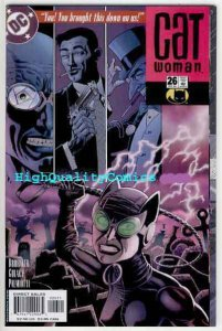 CATWOMAN #26, NM+, Palmiotti, Ed Brubaker, Femme Fatale, more CW's in store