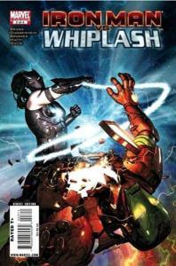 Iron Man vs. Whiplash #3, NM (Stock photo)