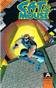 Cat & Mouse (Aircel) #6 VF/NM; Aircel | save on shipping - details inside