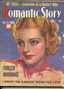 Romantic Story-Jeanette MacDonald-Apr-1939