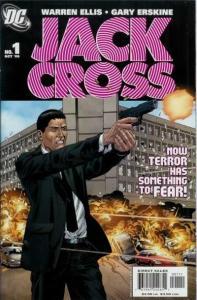 Jack Cross #1, NM- (Stock photo)