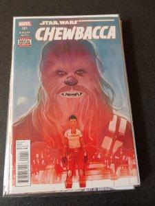 STAR WARS CHEWBACCA #1
