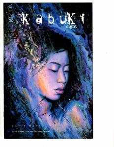 Lot Of 3 Kabuki Image Comics # 2 8 9 / 3 SIGNED By David MACK Reflections AB6