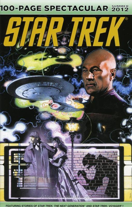 Star Trek: 100 Page Spectacular Summer Special #2012 VF/NM; IDW | save on shippi