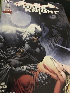 Batman The Dark Knight #2 Mint