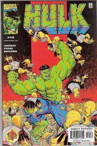 Hulk #10 (Jan-00) NM/MT Super-High-Grade Hulk, Bruce Banner