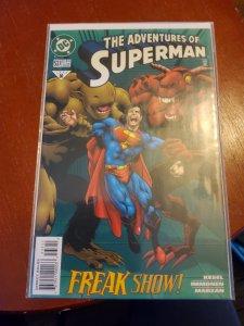Adventures of Superman #537 (1996)