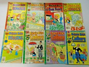 Richie Rich More Modern Comic Lot 35 Different Very Good to Excellent Condition