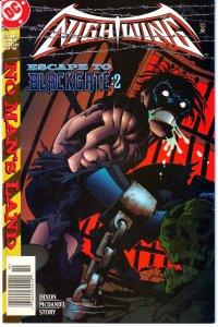 Nightwing(vol. 1)#36  No Man Land