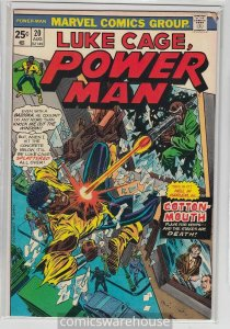 POWER MAN (1974 MARVEL) #20 FN+ A03322
