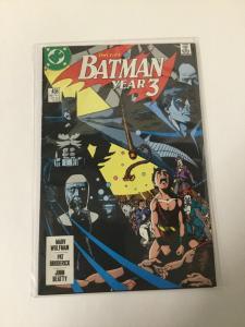 Batman 436 Vf- Very Fine- DC Comics