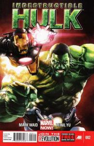 Indestructible Hulk #2, NM (Stock photo)