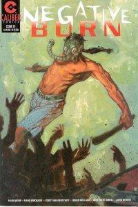 Negative Burn (1993 series) #21, NM (Stock photo)