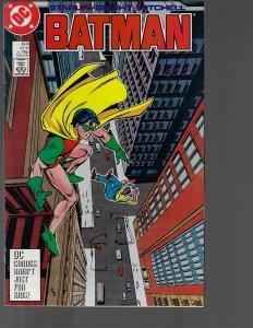 Batman #424 (DC, 1988) NM