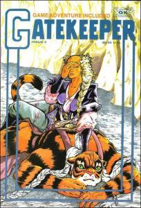 Gatekeeper Publishing GATEKEEPER #2 FN+
