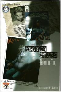 Rising Stars Born In Blood TPB (Image, 2001) VG